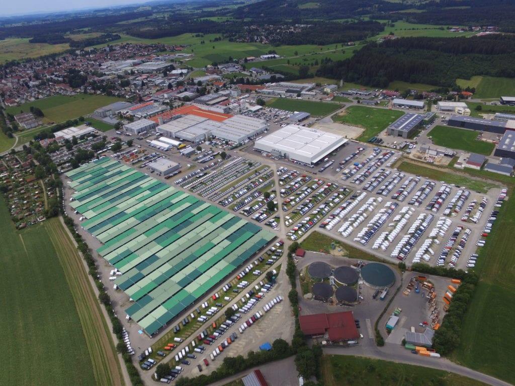 Digitales Stellplatzmanagement von Dethleffs und Deutsche Telekom AG