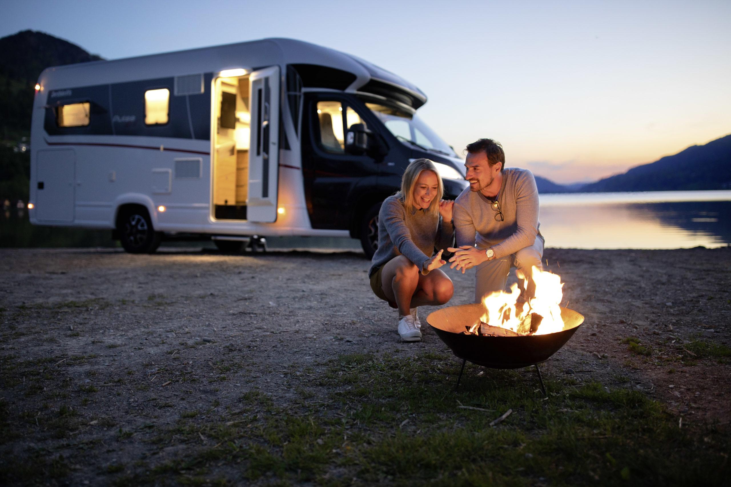 Freiheit des Campings