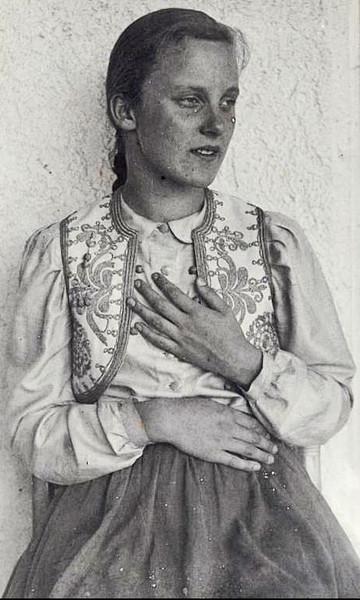 Ursula Dethleffs in der Kunstgalerie - das scheue Wunderkind 1940-1949