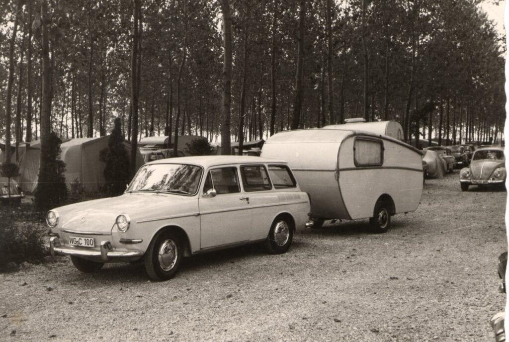 Wohnwagen direkt vom Erfinder