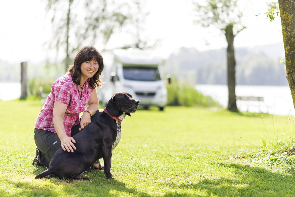 Zubehör für Camping mit Hund