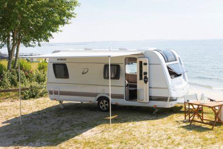 Wohnwagenmarkise richtig reinigen mti Tipps von Dethleffs