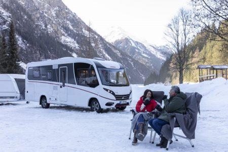 Wohnwagen und Wohnmobil ausmotten für den Winter - Tipps von Dethleffs