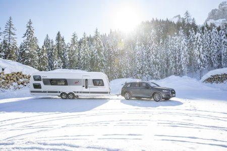 Winterreifenpflicht Wohnwagen und Wohnmobil - was gilt wo? Dethleffs erklärt.