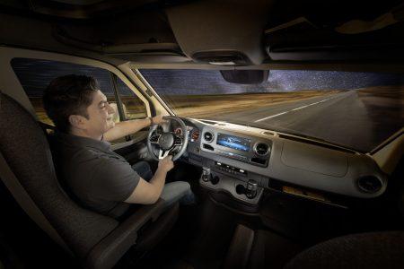 Überprüfung Bordelektronik und Fahrzeugtechnik im Dethleffs Wohnmobil