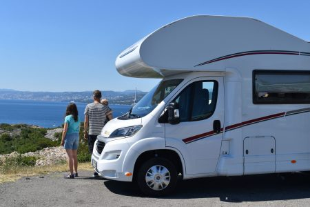 Wohnmobilreise durch Kroatien mit dem Dethleffs Trend